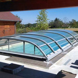 Abri de piscine Mianso